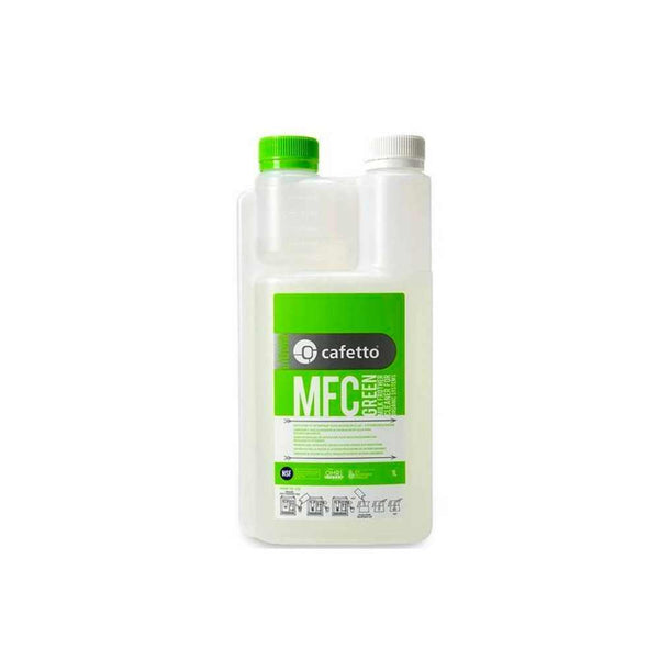 CAFETTO - MFC Green (Milk Frothing Cleaner) - Orgánico