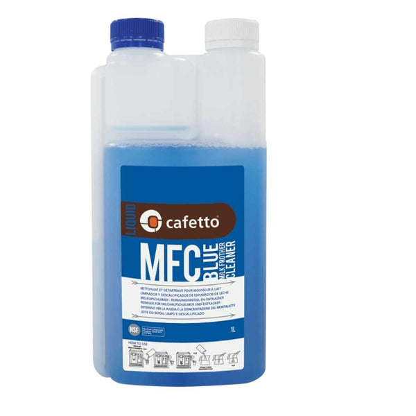 CAFETTO - MFC Blue (Milk Frothing Cleaner)