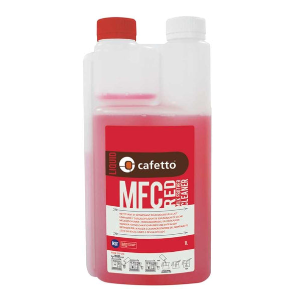 CAFETTO - MFC RED (Milk Frothing Cleaner)