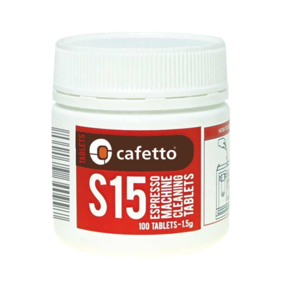 CAFETTO - S15 TABLETS - 100 Tablets
