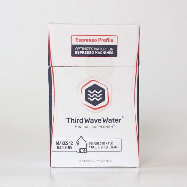 THIRD WAVE WATER - Espresso Profile - 1 sachet (4 litros)