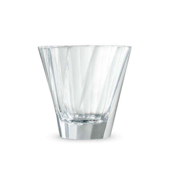 URBAN GLASS - 180ml Twisted Cappuccino Glass