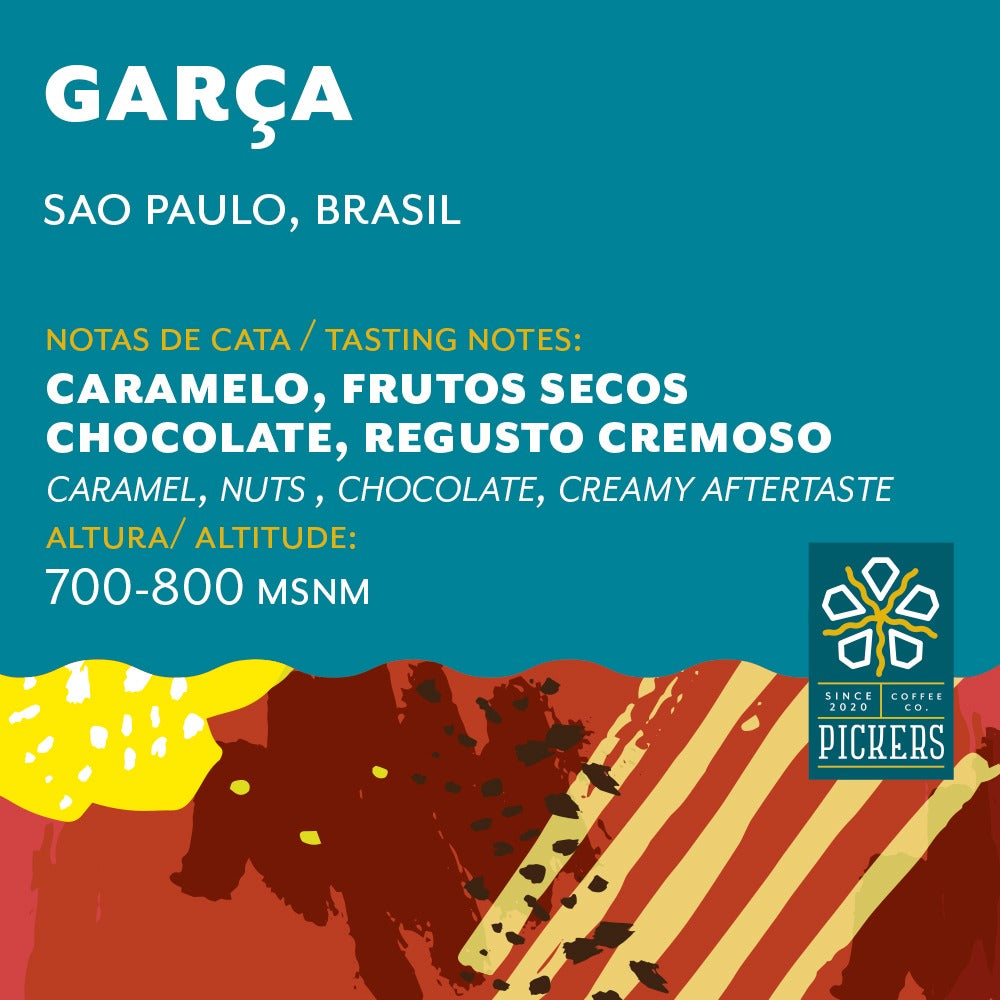 Pickers Coffee - Garca