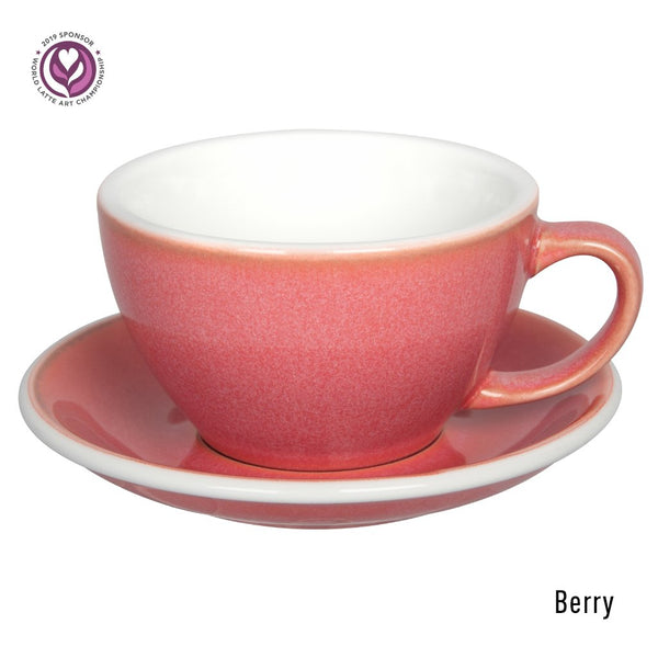 EGG 300ml Latte - Taza y Platillo (Potter Colours)