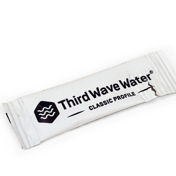 THIRD WAVE WATER - Classic profile - 1 sachet (4 litros)