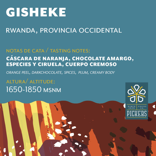 Pickers Coffee - Gisheke