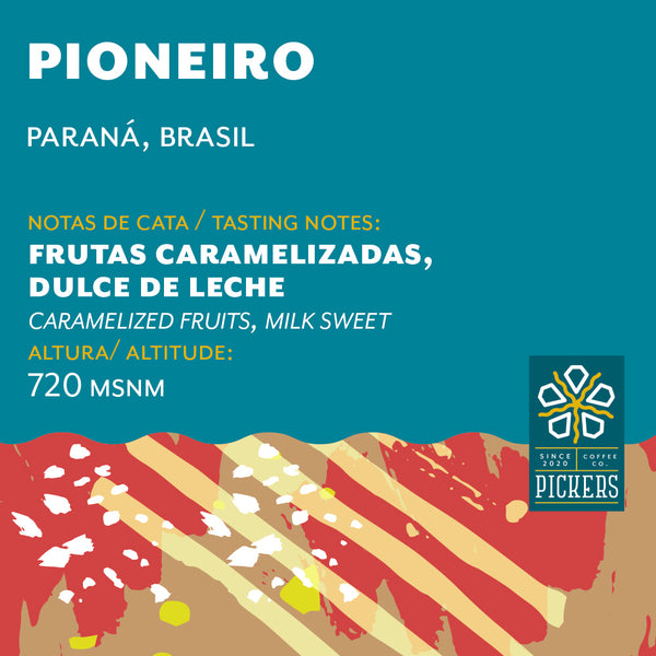 Pickers Coffee - Pioneiro