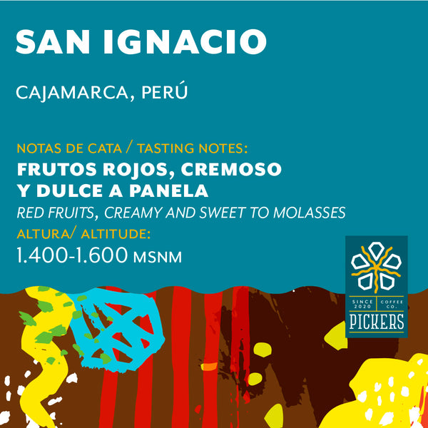Pickers Coffee - San Ignacio