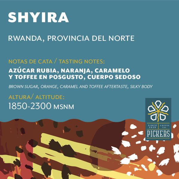 Pickers Coffee - Shyira