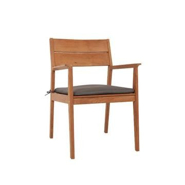 CHAIRS TARNBY TEAK INC CUSHION