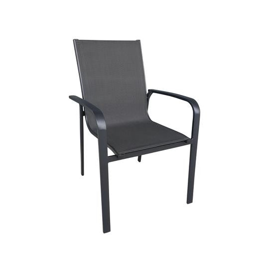 CHAIRS PANDORA BLACK/ ONYX SLING