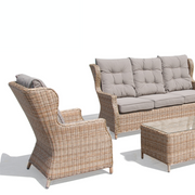 Clifton Wicker Lounge