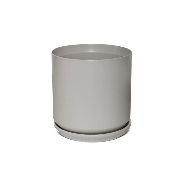 Cylindr Pots Grey