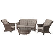Madoera Wicker Casual Lounge