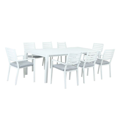 Durable outdoor dining setting. Quality outdoor furniture Toowoomba