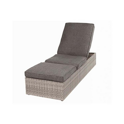 Mira Wicker Lounger