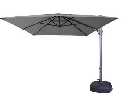 Savannah 4mx3m Rectangle Umbrella