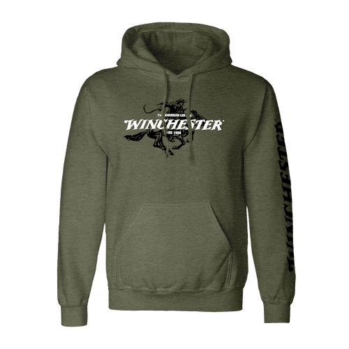 Legend Rider Men's Fleece Pullover Hoodie