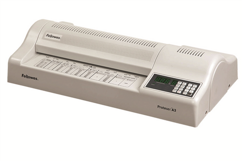 Refurbished Fellowes Proteus A3 laminator