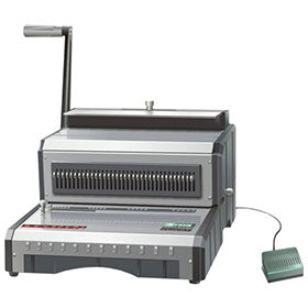 Qupa D310 Wire Binder