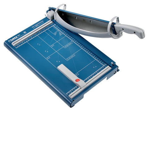 Dahle 561 A4 guillotine with automatic safety guard