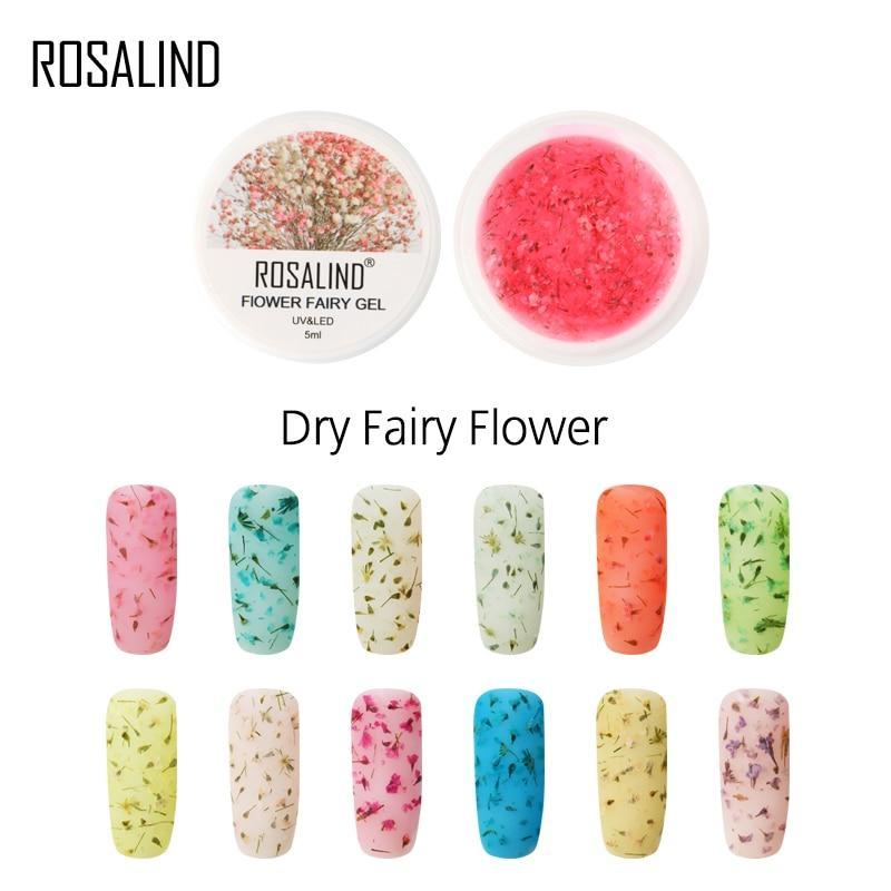 Dried Flower Fairy Gel Polish