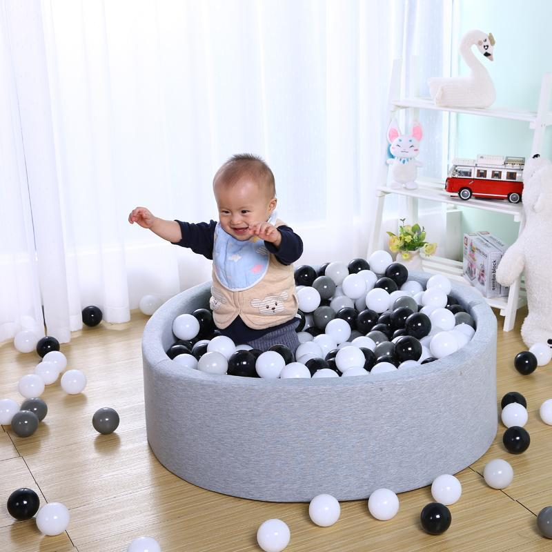 Baby Play Balls - 50 Pieces