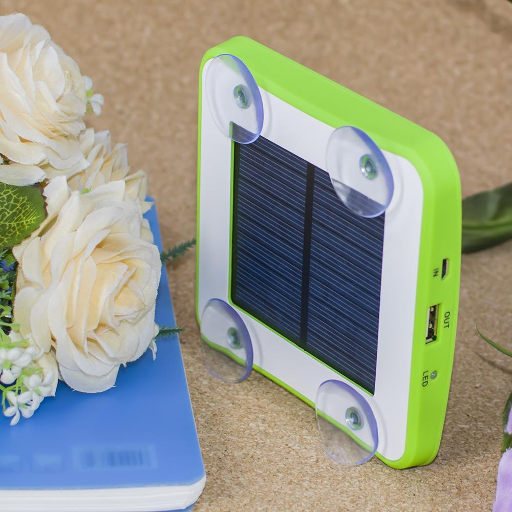 Sparkle Red China / Green / Universal High quality  Solar Power Bank