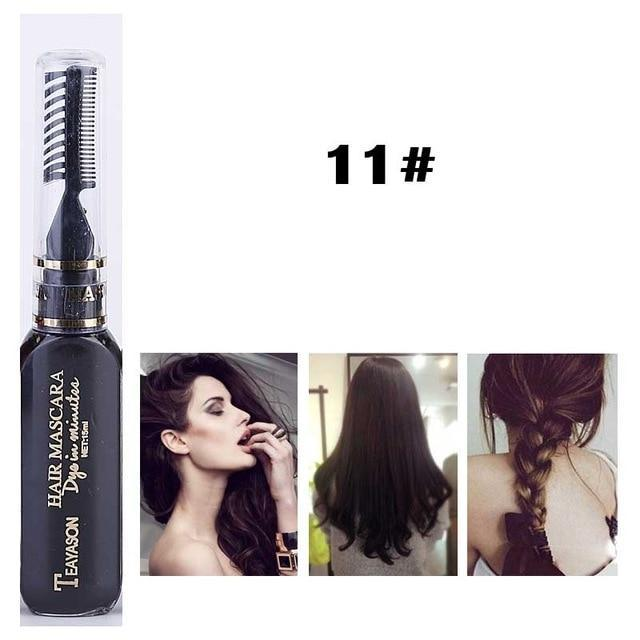 Washable Hair Color Mascara