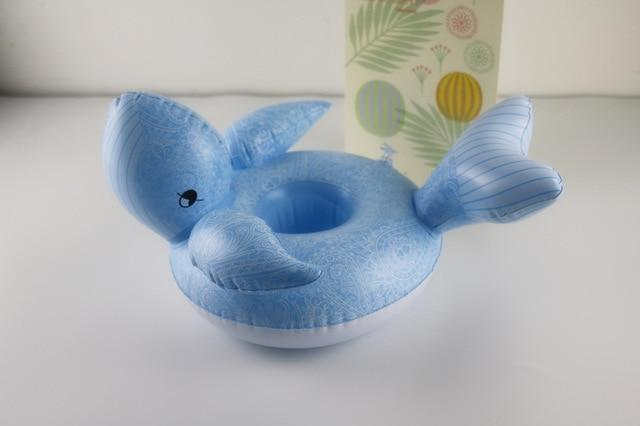 Sparkle Red Swimming Rings whale blue Swimming Pool Floating Cup Holder 14:365458