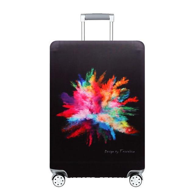 Sparkle Red Travel Accessories A1 / S Elegant Suitcase Protective Cover 14:200004870;5:100014064