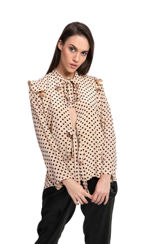 KARROO Polka Dot Top