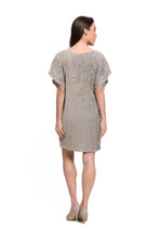 Villosa Sequins Shift Dress