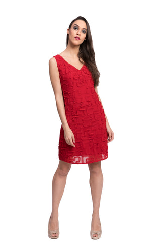 SIMCO Textured Dress