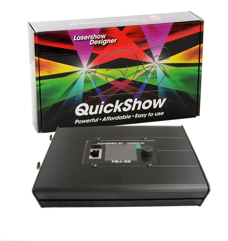 FB4 External with QuickShow Software