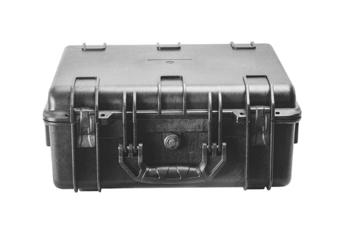 Heavy-duty flight case for Unity Elite 2W and 3W lasers