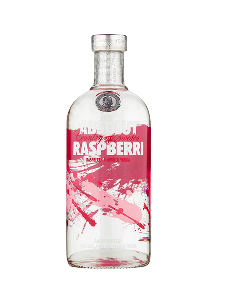 Absolut - Raspberry Vodka 70cl