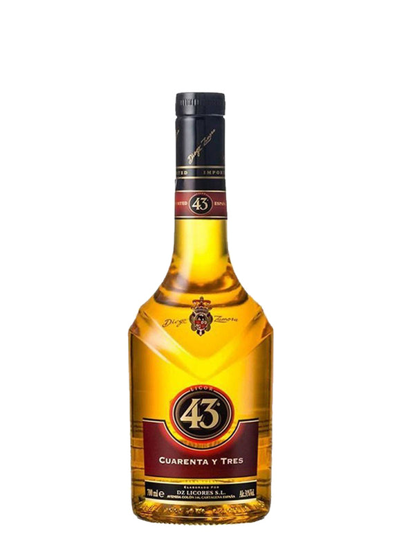 Licor 43 - Spanish Liqueur