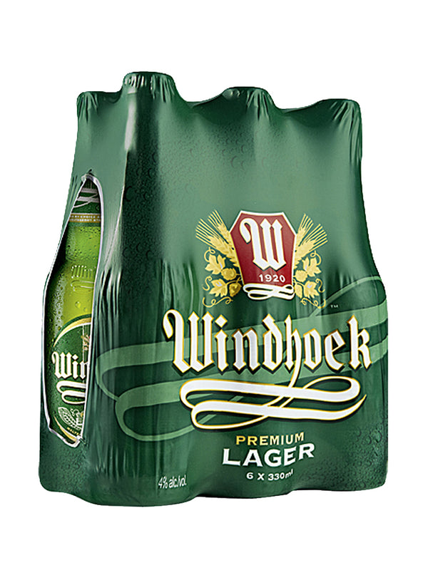 Windhoek - Lager 6 x 330ml