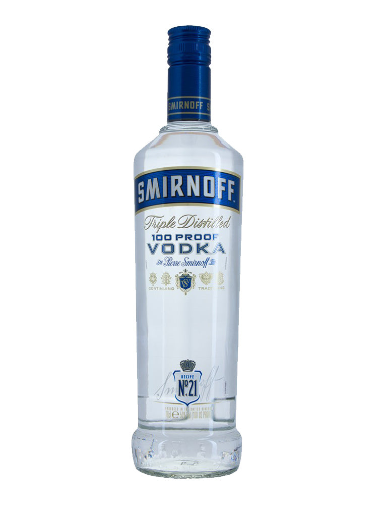 Smirnoff - Blue Vodka 70cl
