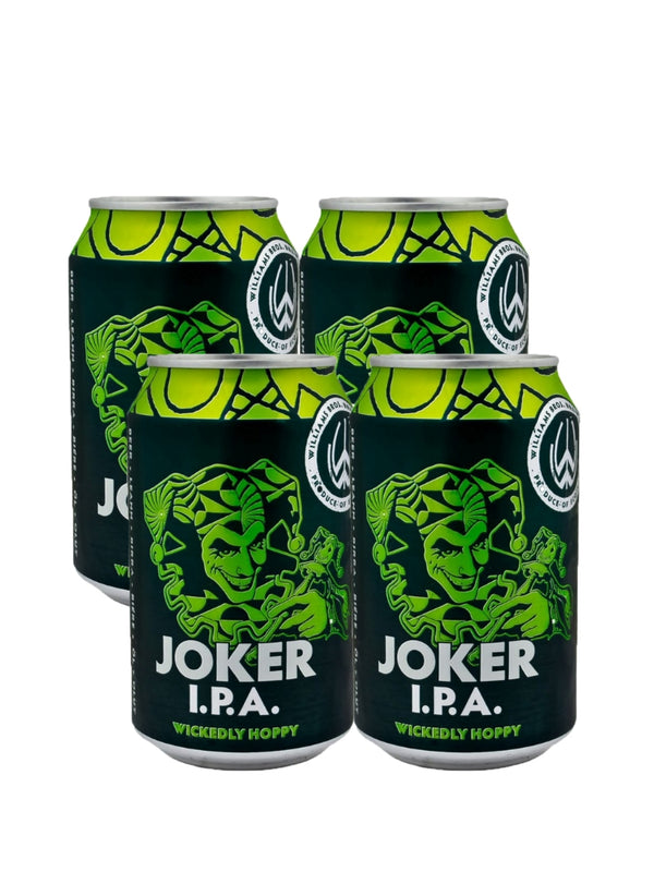 William Bros - Joker I.P.A 330ml