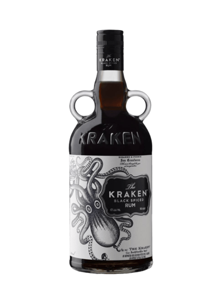 Kraken - Black Spiced Rum 70cl