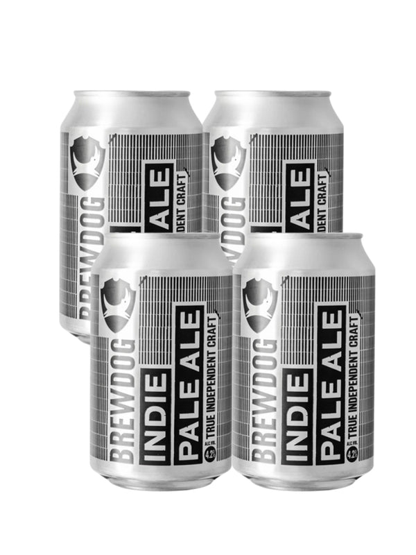 BrewDog - Indie Pale Ale 4 x 330ml
