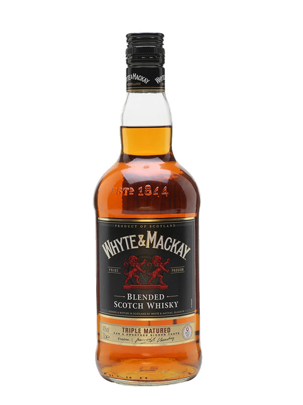 Whyte & Mackay - Whisky 70cl