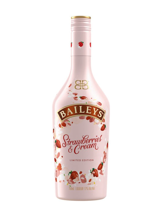 Baileys Strawberry and Cream - Strawberry and Cream Liqueur 70cl