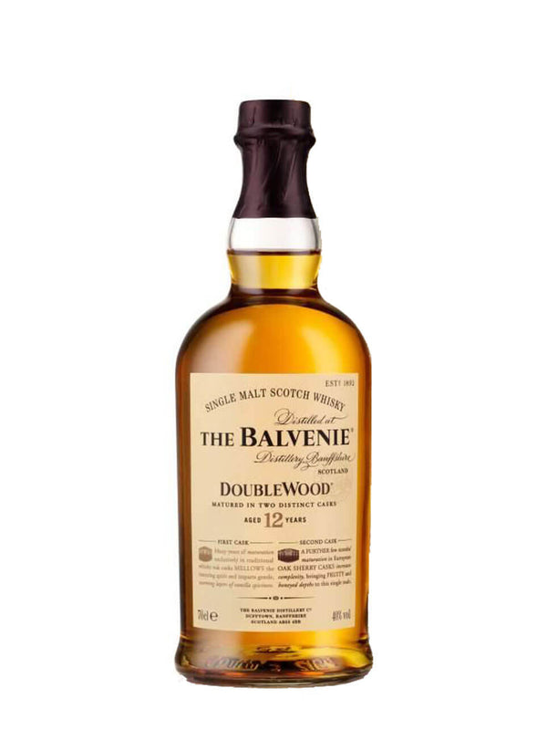 Balvenie - Double Wood 12 Year Old 70cl