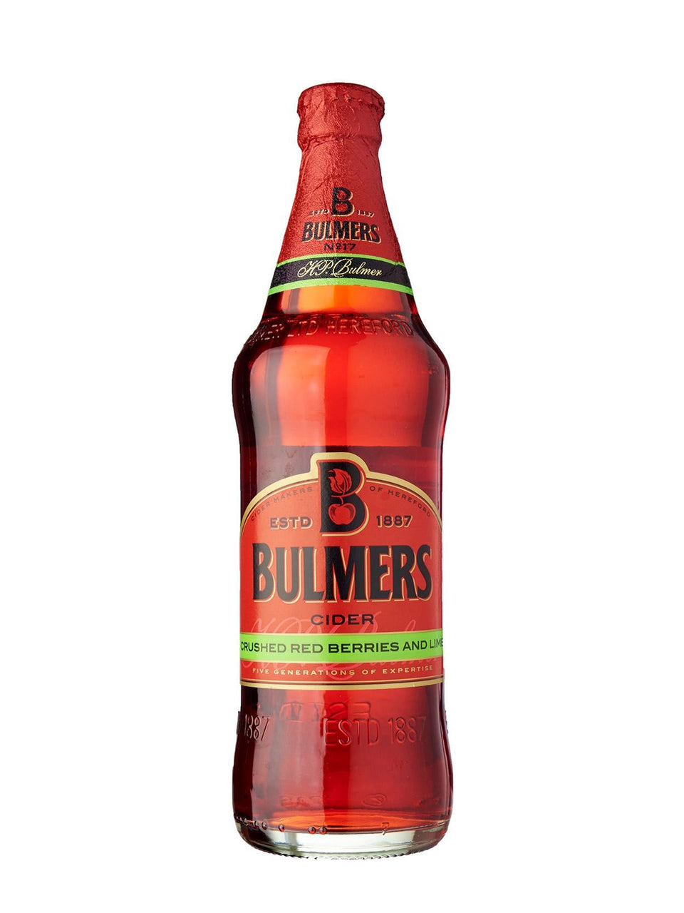 Bulmers - Crushed Berries 500ml