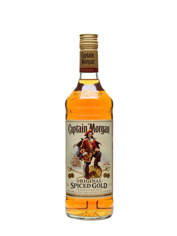 Captain Morgan's - Spiced Rum 70cl