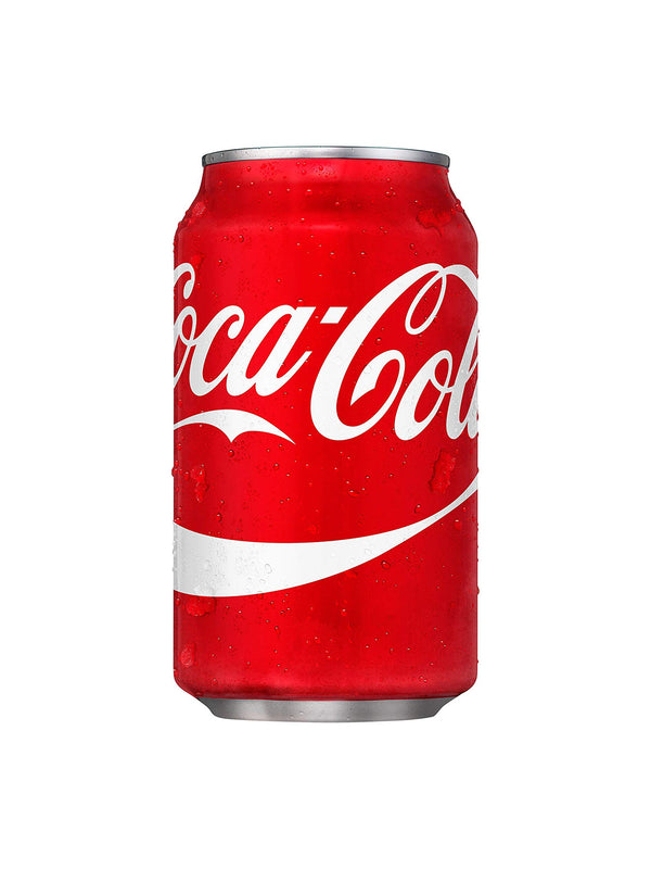 Coca-Cola - Original Can 330ml