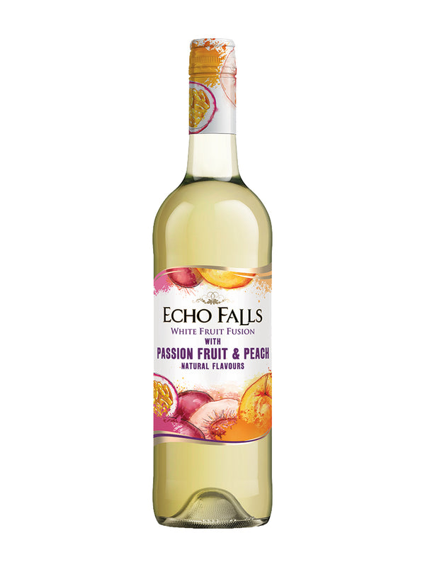 Echo Falls - Passion Fruit & Peach 75cl